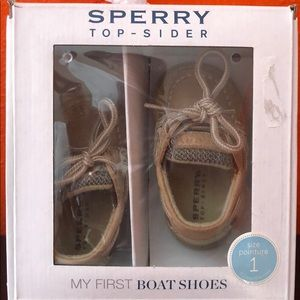 Baby Sperry Top-Sider